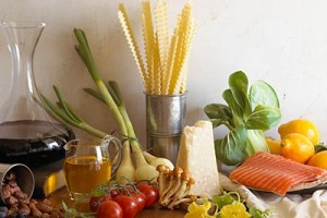 What to Eat: Fast Food, Olive Oil, and Calcium
